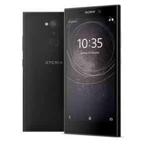Sony Xperia L2 Dual SIM (1312-6656) černý Software F-Secure SAFE, 3 zařízení / 6 měsíců (zdarma)