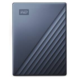 Western Digital My Passport Ultra 4TB (WDBFTM0040BBL-WESN) černý/modrý