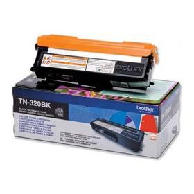 Brother TN-320BK, 2500 stran - originální (TN320BK) čierny