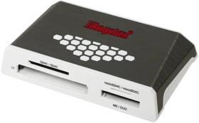 Čítačka pamäťových kariet Kingston USB 3.0 High-Speed (FCR-HS4)