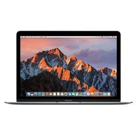 Apple Macbook 12'' 256 GB - space gray (MNYF2CZ/A) + Doprava zdarma
