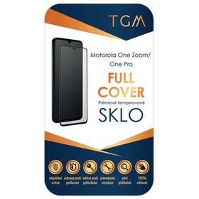 TGM Full Cover na Motorola One Zoom / One Pro (TGMFCMOTONZOO) čierne