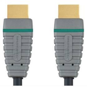 Bandridge Blue Blue HDMI 1.4, 3m (BN-BVL1203) + Doprava zdarma