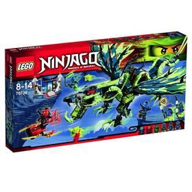 Stavebnica Lego® Ninjago 70736 Útok draka Morro