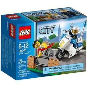 LEGO® City 60041 Pronásledování zločinců