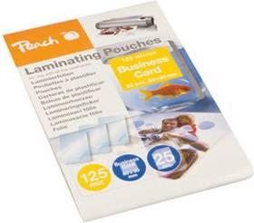 Peach na vizitky (60x90mm), 125mic, 25pck/BAL (PPR525-08)