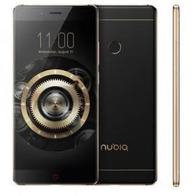 Nubia Z11 Dual SIM ( 6 GB RAM ) (6934933079489) černý/zlatý + Doprava zdarma