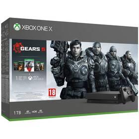 Microsoft Xbox One X 1 TB Gears Family Bundle (CYV-00330)