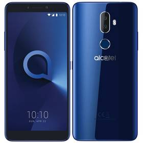 ALCATEL 3V (5099D-2AALE12) modrý SIM s kreditem T-Mobile 200Kč Twist Online Internet (zdarma)