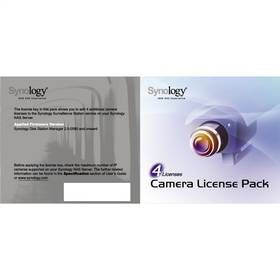 Synology License Pack x 4 (License Pack 4)