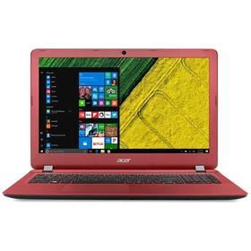 Acer Aspire ES15 (ES1-523-299N) (NX.GL0EC.001) černý/červený Software F-Secure SAFE 6 měsíců pro 3 zařízení (zdarma) + Doprava zdarma
