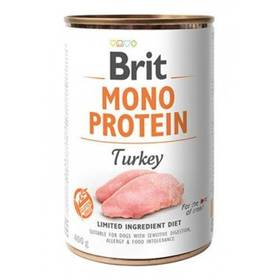 Brit Dog  Mono  Protein Turkey 400 g