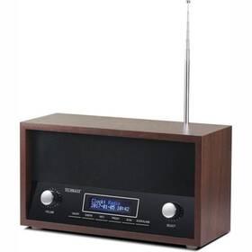 Technaxx TX-95 (4718) černý/dřevo (vrácené zboží 8800415532)