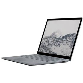 Microsoft Surface Laptop - platinium (D9P-00018) + Doprava zdarma