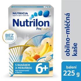 Nutrilon Profutura s meruňkou a banány 6M, 225g