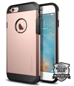 Spigen Tough Armor pro Apple iPhone 6/6s (HOUAPIP6SPRG) růžový