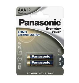 Panasonic Everyday Power AAA, LR03, blistr 2ks (115000)