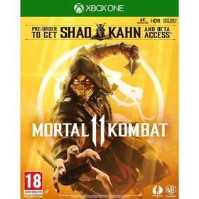 Ostatní Xbox One Mortal Kombat 11 (5051892221634)