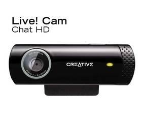 Creative Labs Live! Cam Chat (73VF070000001) černá + Doprava zdarma