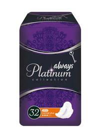 Vložky Always Ultra Platinum Normal Plus 32