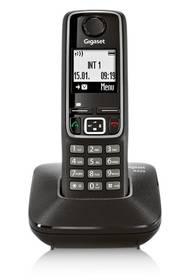 Domácí telefon Siemens Gigaset A420 (S30852-H2402-R601) černý