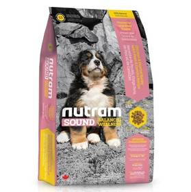 NUTRAM Sound Large Breed Puppy 13,6 kg + Doprava zdarma