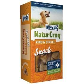 HAPPY DOG Natur Snack Rind & Dinkel - s hovězím a špaldou 350 g