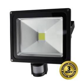 Solight 30W, studená bílá, 2100lm, se senzorem (WM-30WS-E) černý + Doprava zdarma