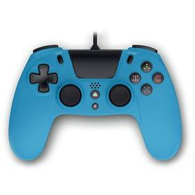 Gioteck VX-4 pro PS4, PC (VX4PS4-12-MU) modrý