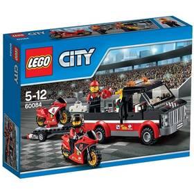Lego City Great Vehicles 60084 Přepravní kamion na závodní motorky