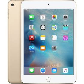 Apple iPad mini 4 Wi-Fi 128 GB - Gold (mk9q2fd/a) Software F-Secure SAFE, 3 zařízení / 6 měsíců (zdarma)