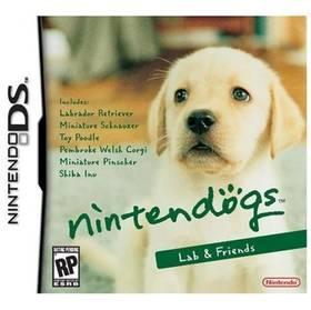 Nintendo DSi Nintendogs Labrador & Friends (NIDS490) (vrácené zboží 8800513357)