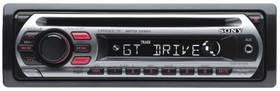 Autorádio Sony CDXGT210.EUR, stříbrná, CD/MP3