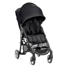 Baby Jogger CITY MINI ZIP 2016 Black + Doprava zdarma