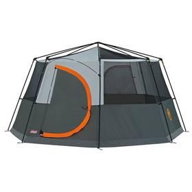 Coleman Cortes Octagon 8 šedý/oranžový + Doprava zdarma