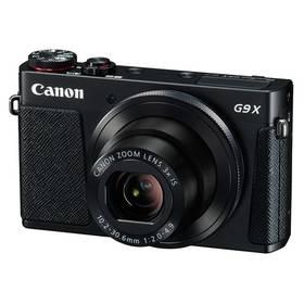 Canon PowerShot G9 X černý + Doprava zdarma