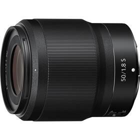 Nikon 50 mm f/1.8 S NIKKOR Z černý