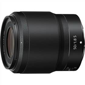 Nikon 50 mm f/1.8 S NIKKOR Z čierny