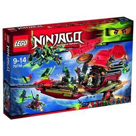 Lego® Ninjago 70738 Poslední let Odměny osudu + Doprava zdarma