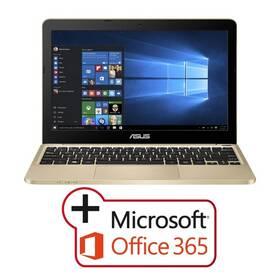 Asus VivoBook E200HA-FD0081TS (E200HA-FD0081TS) zlatý Software F-Secure SAFE 6 měsíců pro 3 zařízení (zdarma) + Doprava zdarma