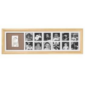 Baby Art Rámeček My First Year Print Frame Natural + Doprava zdarma