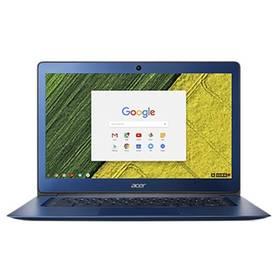 Acer Chromebook 14 (CB3-431-C6R8) (NX.GU7EC.001) modrý + Doprava zdarma