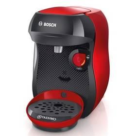 Bosch Tassimo Happy TAS1003 čierne/červené