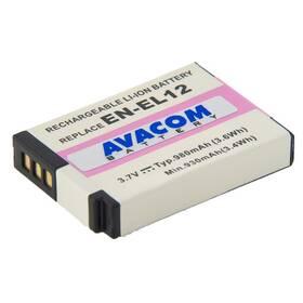 Avacom Nikon EN-EL12 Li-ion 3,7V 980mAh (DINI-EL12-734)