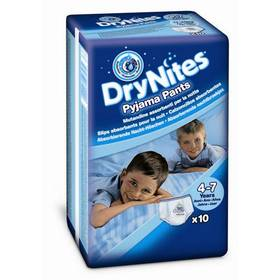 Huggies Dry Nites Medium - Boys 17-30 kg, 10 ks