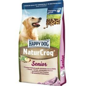 HAPPY DOG NATUR-Croq Senior 15 kg, Dospělý pes Konzerva HAPPY DOG Rind Pur 400 g (zdarma)