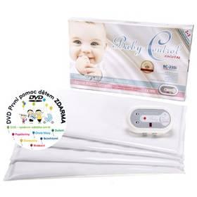 Baby Control pro dvojčata Digital BC-230i bílá + Doprava zdarma