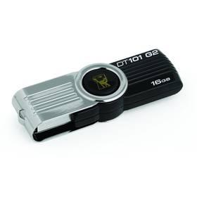 Kingston DataTraveler 101 16GB (DT101G2/16GB) černý