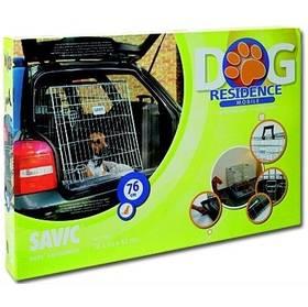 Savic Dog Residence mobil 76 x 53 x 61 cm + Doprava zdarma