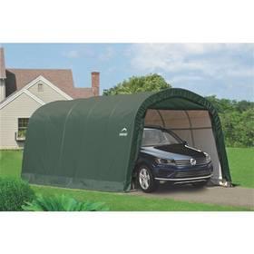 Plachtová garáž ShelterLogic 62760 3,7x6,1 zelená + Doprava zdarma